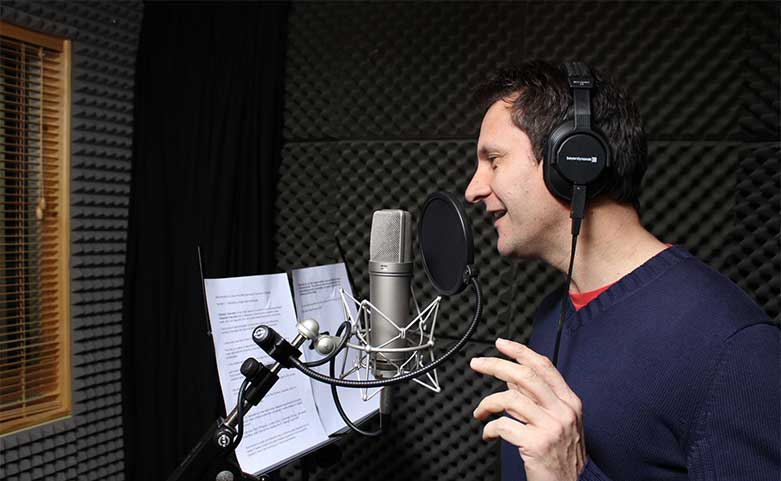 Arabic Voice Over Talent