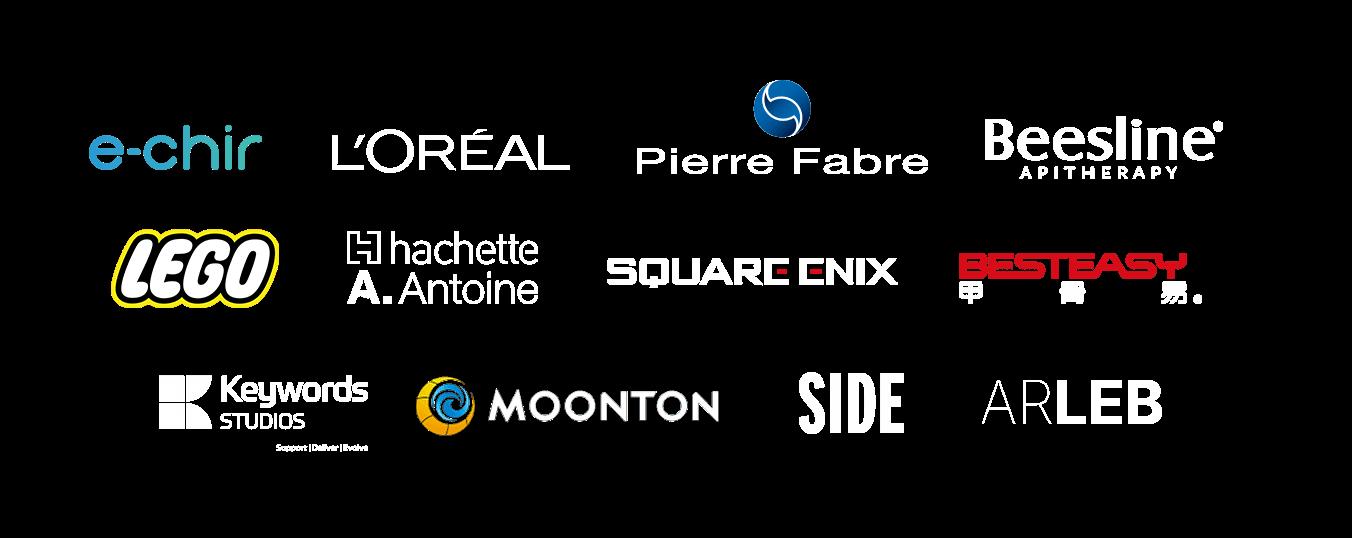 DeafCat Studios Logo Set 2